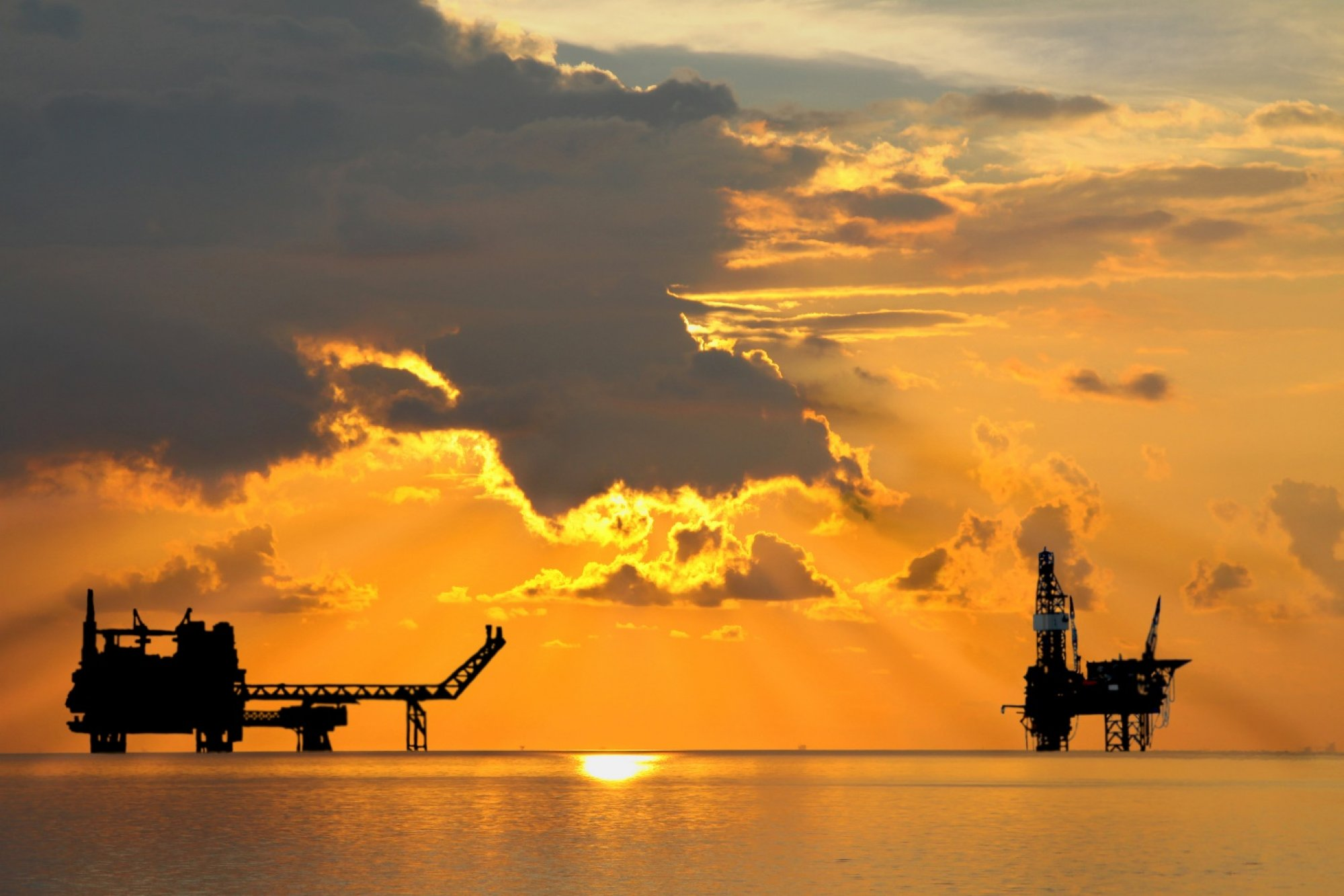 Oil and gas rigs and other existing assets may be reused for carbon storage under the seabed.